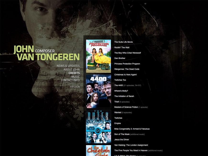 John Van Tongeren