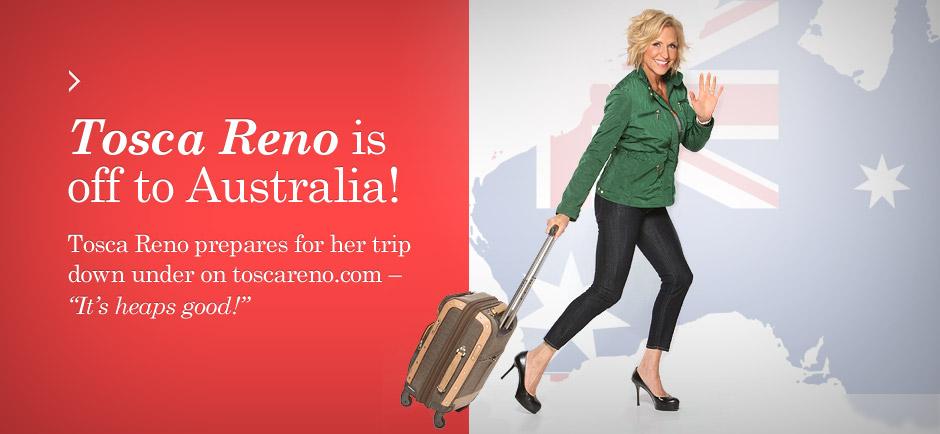 Tosca Reno Australia