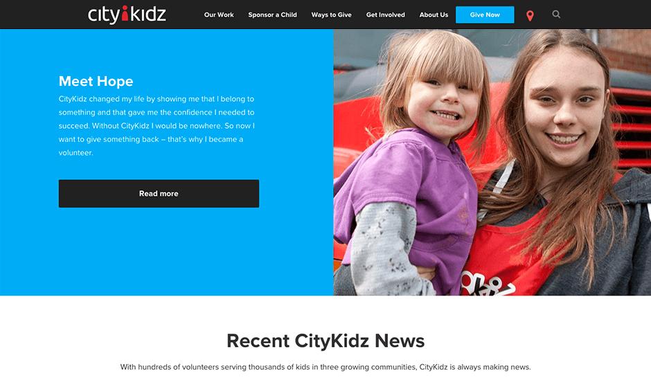 CityKidz Testimonial Detail