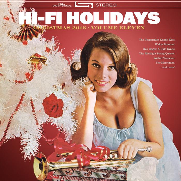 Hi-Fi Holidays 2016 Cover