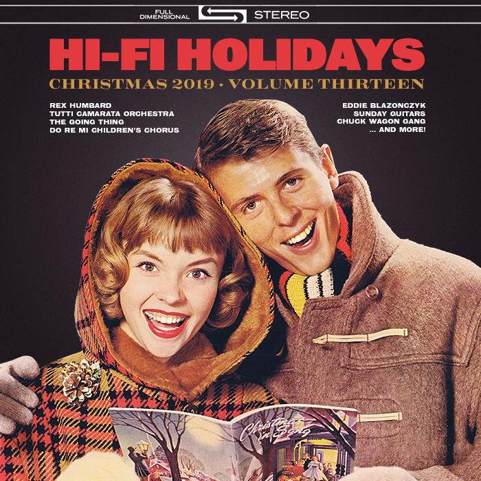 Hi-Fi Holidays 2019 Cover